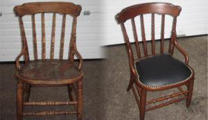 Перетяжка стульев на дому недорого в Архангельске