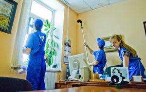 Уборка помещений в Архангельске