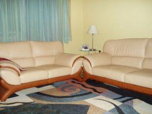 Перетяжка кожаной мебели в Архангельске